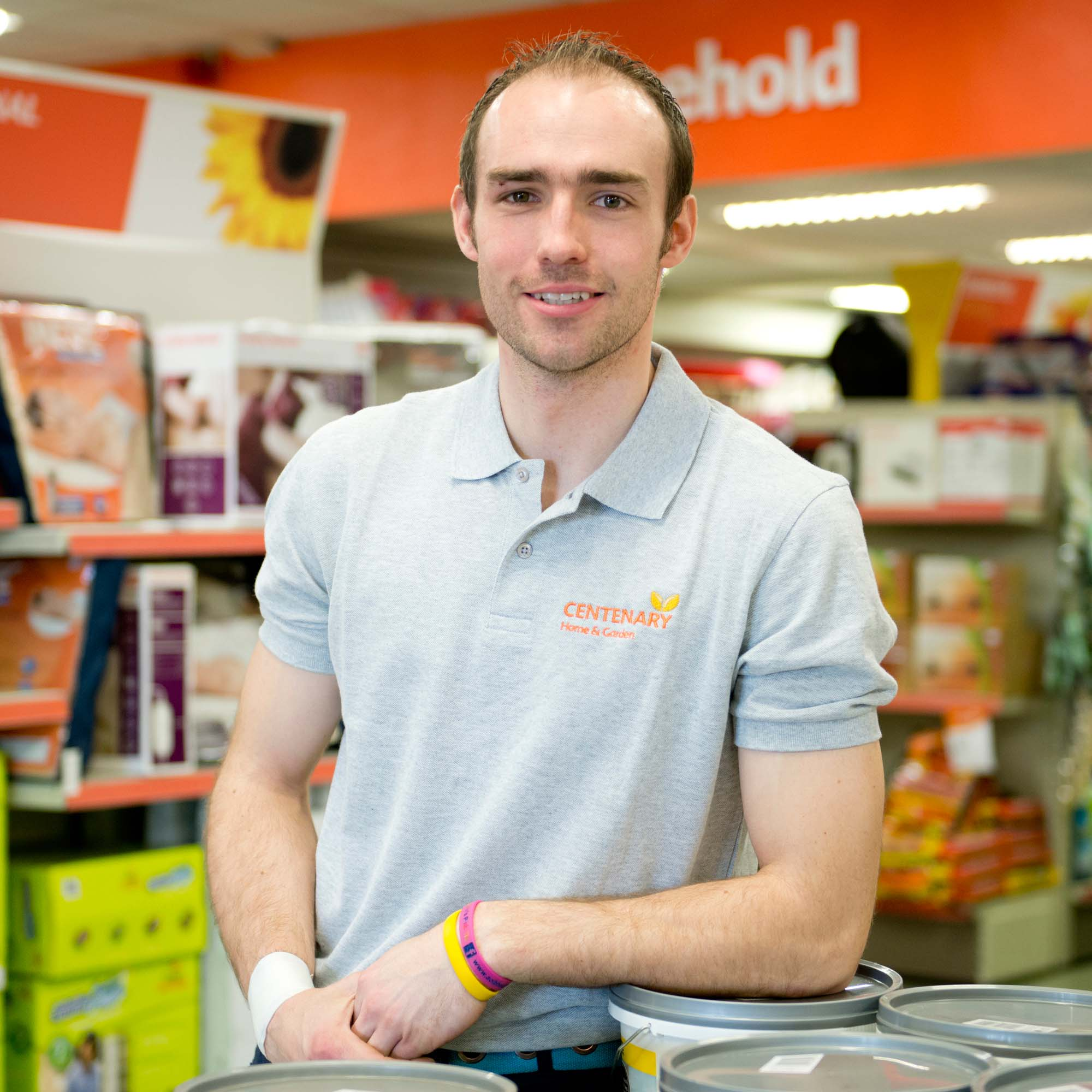 Sales Assistant - David Brennan