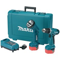 Makita  6281DWPLE Drill Driver and Torch - 14.4V