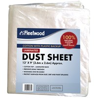 Fleetwood  Laminated Dust Sheet - 3.6 x 2.6m