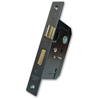 Basta  2 Lever Lock - Black